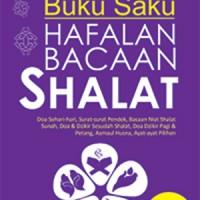 Buku Saku Hafalan Bacaan Shalat