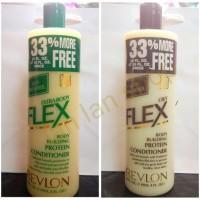 Flex Body Building Protein Conditioner Revlon USA