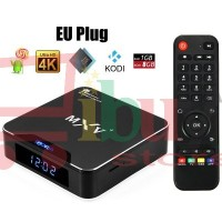 Mxv+ S905 Tv Box Android 5.1 64bit 4k Internet Set-Top Box