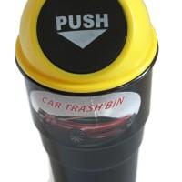 Cup Car Trash Bin- Tempat Sampah Mobil Bentuk Cup