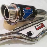 Knalpot Racing Yamaha NMAX / N Max Termignoni Hypersound After Market