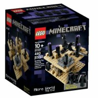 Lego 21107 Minecraft Micro World - The End
