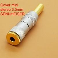 Cover / Female Mini Stereo 3.5 Mm High End Audio Plug Sennheiser