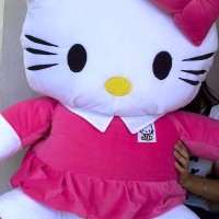 Jual Boneka Hello Kitty Super JUMBO Murah