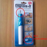 harga Pen Ukir Elektrik/Engrave It /Alat Grafir Portable Bonus mata cadangan Tokopedia.com