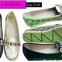 Sepatu Gucci / Sepatu Kantor / Sepatu Kerja / Wanita