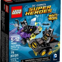 Jual LEGO 76061 - Super Heroes - Mighty Micros: Batman vs. Catwoman Murah