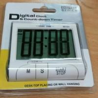 Digital LCD Timer Alarm Serbaguna untuk memasak dan lain-lain