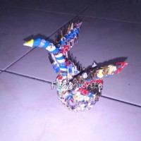 3D Origami Swan   3D Swan   3D Angsa