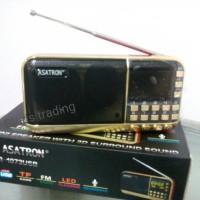 Radio Mp3 ASATRON R-1073 USB