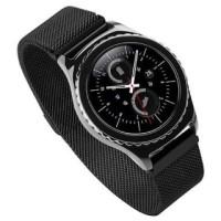 Jual Samsung Gear S2 Black Milanese Loop Strap /Gear S2 Milanese Loop Band Murah