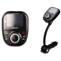 Bluetooth FM Transmitter Car Kit MP3 Player - A2DP