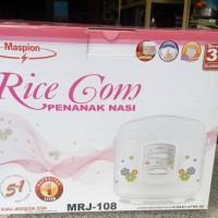 Rice Com Penanak Nasi MRJ 108 Maspion