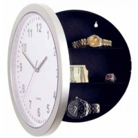Clock Safe With Hidden Place Jam Dinding Brankas Security Safety Box