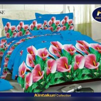 BED COVER KINTAKUN LUXURY ALANISE 180X200