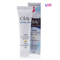 OLAY NATURAL WHITE LIGHT ALL IN ONE FAIRNESS DAY CREAM 20GR