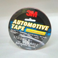 3M Automotive Double Tape - Double Tape Mobil , Ukuran 12 mm x 4.5 M