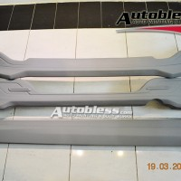 Bodykit Daihatsu Ayla X-Elegant - Plastic ABS (Grade B)