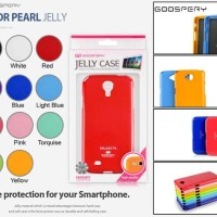 [ORI] Goospery Mercury Jelly Case Samsung Galaxy S4