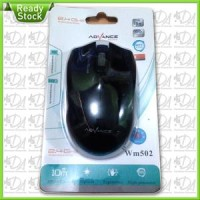 Mouse Wireless Advance Wm502