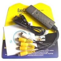 EasyCAP USB Video Capture Adapter 4 Channel