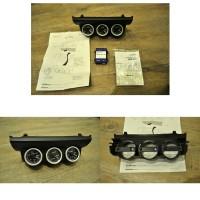 Euro Gauge 52X + 3D Design Holder BMW F30