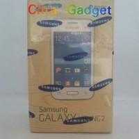 Samsung Galaxy Young 2 Duos SM-G130H/DS Garansi resmi SEIN