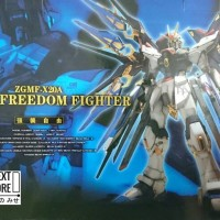 [PG Gundam] Strike Freedom Gundam (Daban Model)