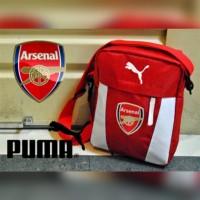 Jual Selempang / Slingbag Arsenal Merah Murah