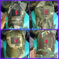 Topi Camo Topi Army Topi Perbakin Terbaru Murah