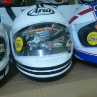 arai rapide ir and RXQ