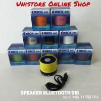 Speaker Mini Bluetooth S10