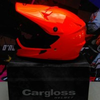 Helm Cross Cargloss Helm Trail Trabas Helm Touring Cargloss Full Face