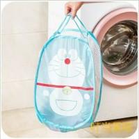 laundry bag doraemon / keranjang baju kotor murah