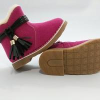 harga SEPATU BOOT ANAK CEWEK IMPORT /SEPATU BOOT ANAK FASHION UNTUK1Y-3Y Tokopedia.com