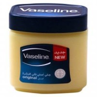 VASELINE PETROLEUM JELLY (SKIN/LIP THERAPY) ORIGINAL ARAB 60 ML [HALAL