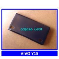 harga Vivo Y15 Silikon Soft Case Hitam Transparan Tokopedia.com