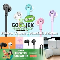 Xiaomi Headset Earphone Piston Youth Gen 3 Original