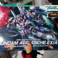 Gundam Avalanche Exia Dash (HG) (Gundam Model Kits)