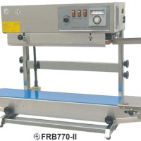 MESIN PACKAGING VERTICAL & HORIZONTAL HAND SEALER FRB770-II