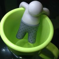 Tea Bag Man - Saringan Teh Celup