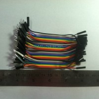 40P JUMPER CABLE 10 CM FEMALE TO MALE