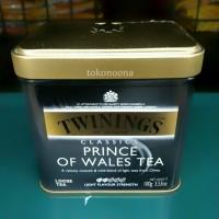 Minuman Teh Twinings Classics Prince Of Wales Tea Kemasan Kaleng