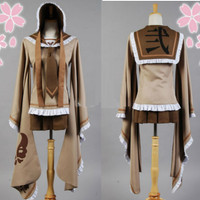 Costume Rin Kagamine Vocaloid Senbonzakura version import cosplay set