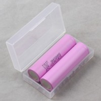 Transparent Battery Case for 2x18650 / 4x16340