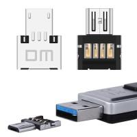 DM Micro USB To USB OTG For USB OTG