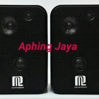 Martin Roland Speaker Monitor Pasif 4inch 3-Way