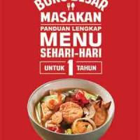 Buku Besar Masakan - Panduan Lengkap Menu Sehari-hari untuk 1 Tahun