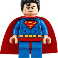 harga LEGO Super Heroes Superman Minifigure - Part out LEGO 76040 Tokopedia.com
