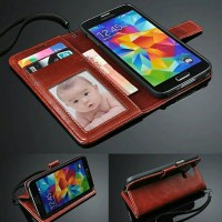 Flip COver for Samsung Galaxy S5 (Dompet)